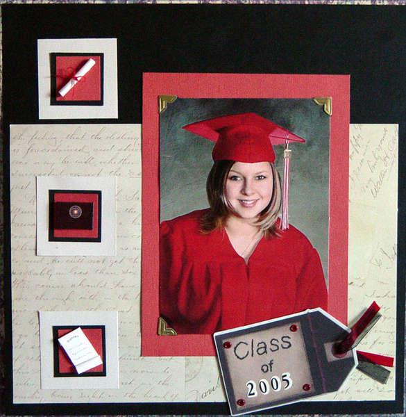 Graduation (page 1)
