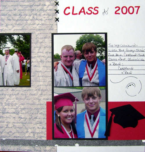 Class of 2007 Graduation page 4