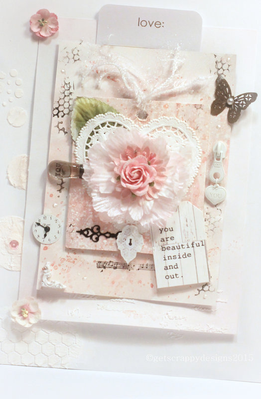 ~Mixed Media Card