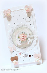 ~Shabby Chic Card