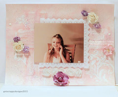 ~Color Bloom Mixed Media