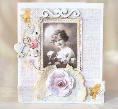 ~Vintage Birthday Card~