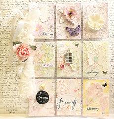 ~Spring Pocket Letter