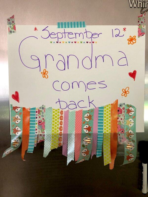 Grandma Returns