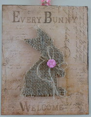 Every Bunny Welcome