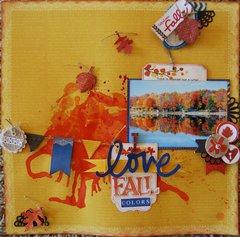 I Love Fall Color