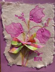 Card - Hope
