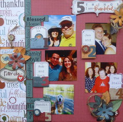 5 things I am thankful for