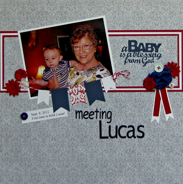 meeting Lucas