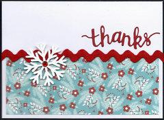 Christmas Thanks
