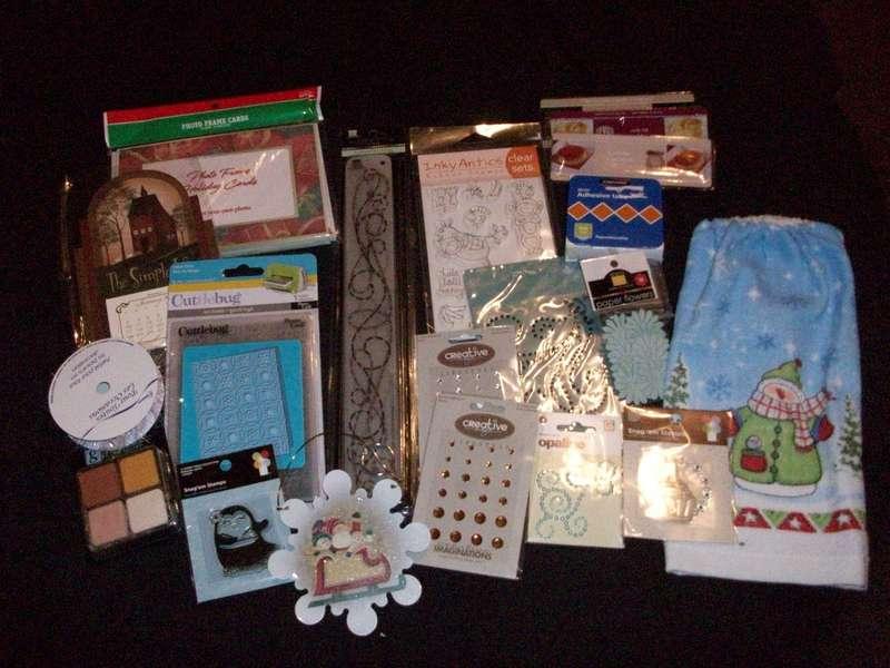 Winter Cardmaking Pal Swap