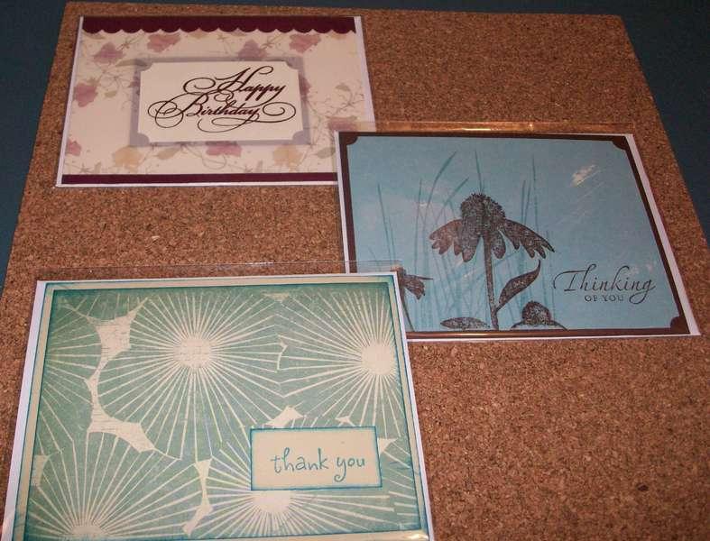 Cards from Lori B.