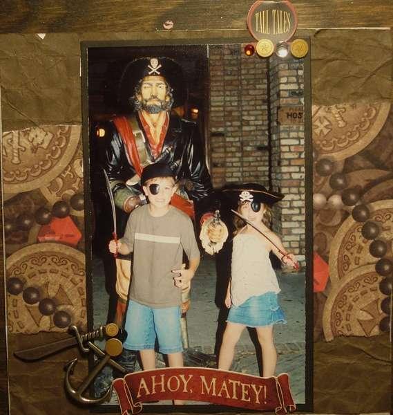 Ahoy Matey!! New addition for 100% Original Album