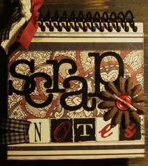 Scrap Notes Notebook