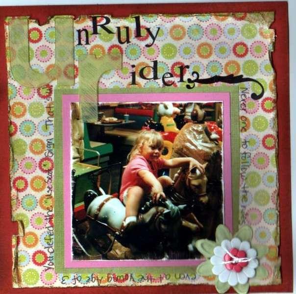 Unruly Rider - 100% Original Album