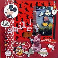 Smile! Disney Challenge # 20