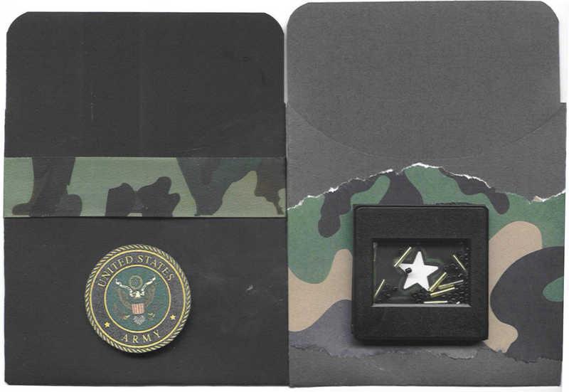 Army Library Pockets