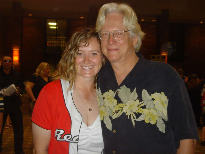 Bruce Davison and I