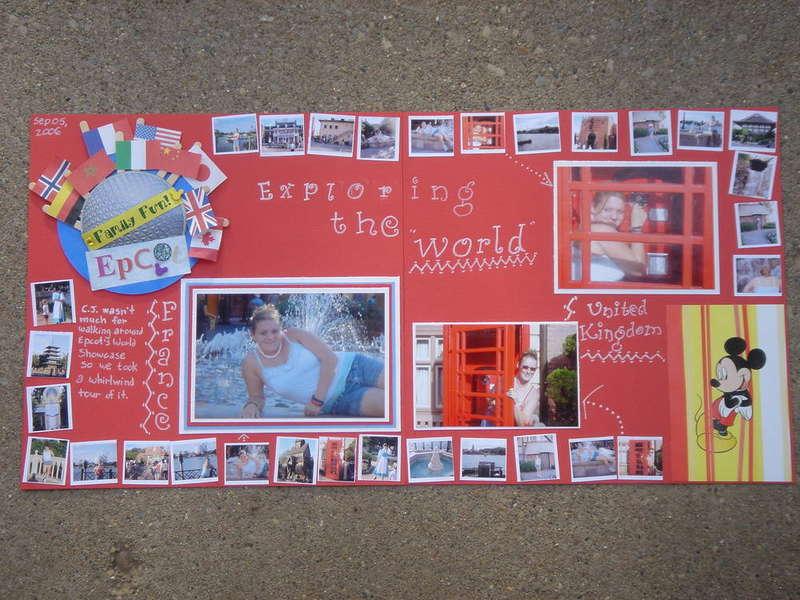 Epcot: Exploring the World