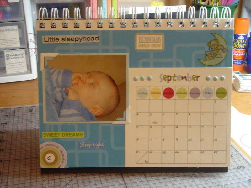 SIL's Desktop Calendar: September