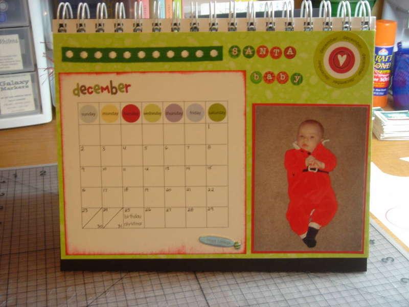 SIL's Desktop Calendar: December