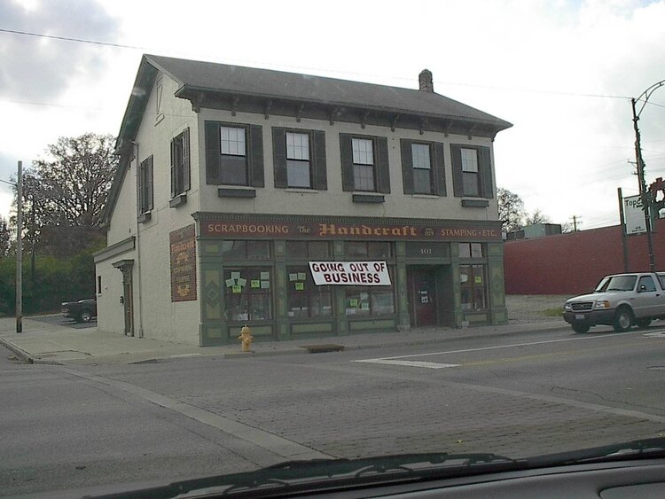 #19 Where I buy my scrapbooking supplies (5 pts)