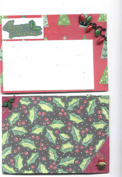 Tag Book - sixth set of pages