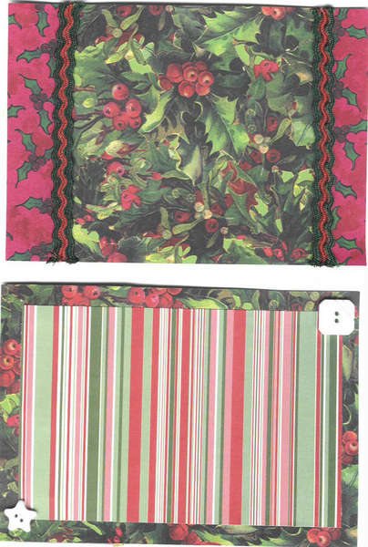 Tag Book - fifth set of pages