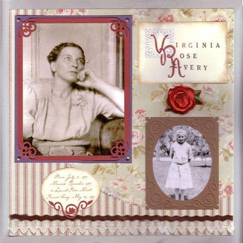 Virginia Rose Avery