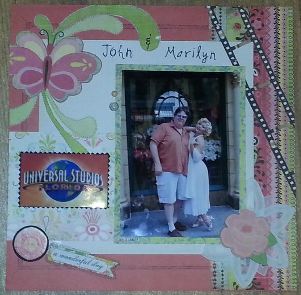 John & Marilyn