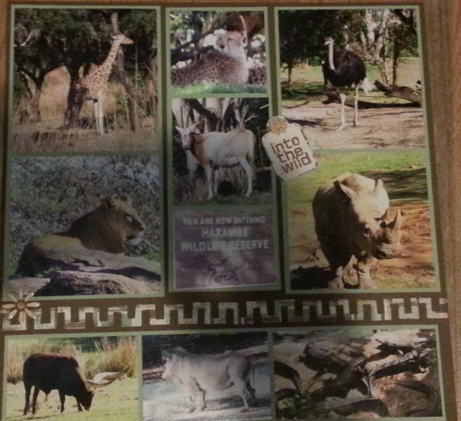 Kilimanjaro Safari pg 2