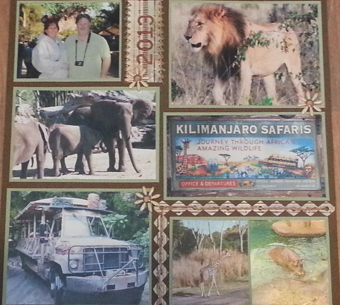 Kilimanjaro Safari pg1