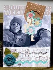 Love The Youth's Companion <br>JBS Mercantile December<br/>