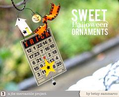 JBS Halloween Ornaments