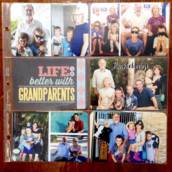 Life Is Better With Grandparents