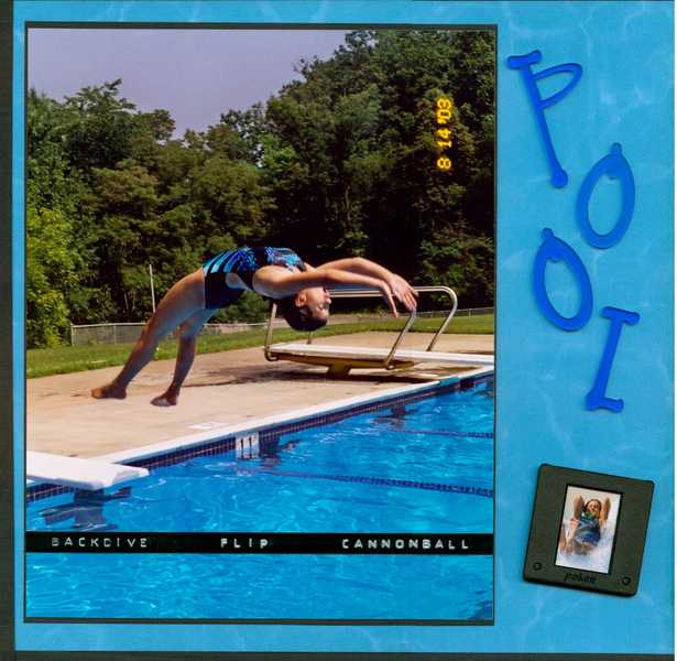 Pool Fun Page 1