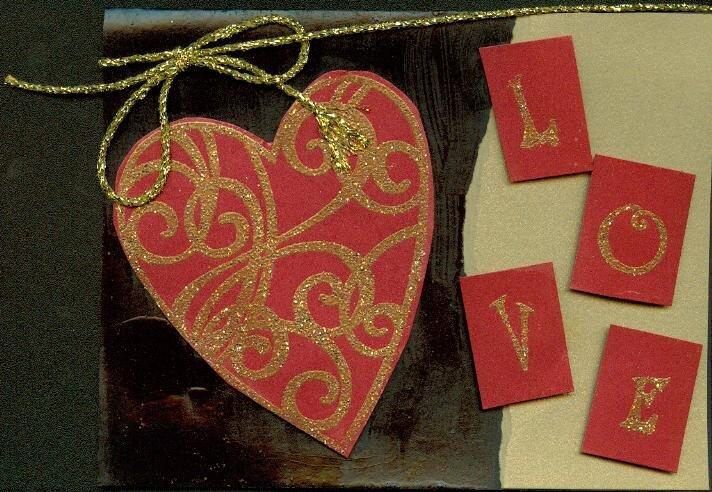 Velentine's Day card #3