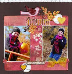 My Autumn Beauty