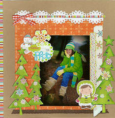 Holiday photo