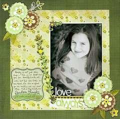 * love always *