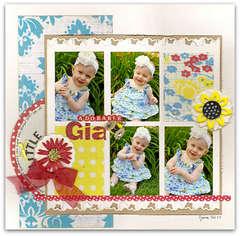 Little adorable Gia