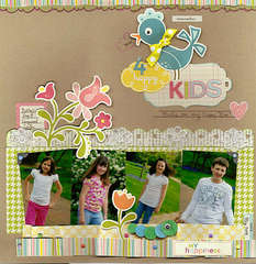 4 Happy kids...make a very, very happy Mom!