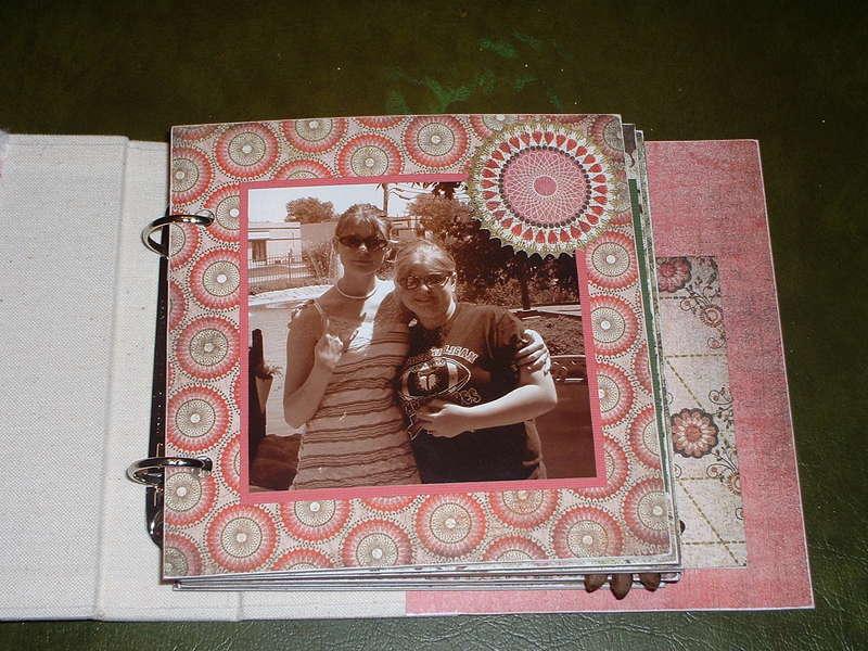 Mothers Day Album-pg 1