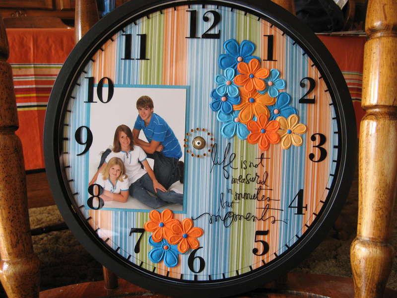Altered clock *