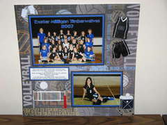 Volleyball--Senior *