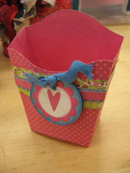 Heart Fry Box