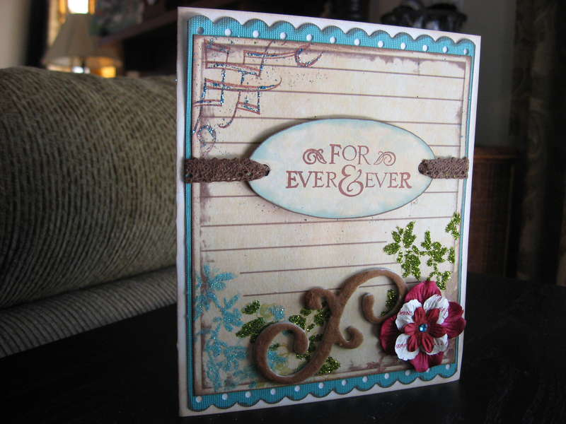 For Ever & Ever card