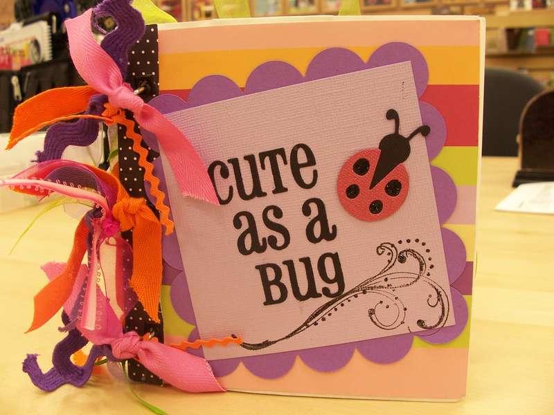 Cute As A Bug pba - cover
