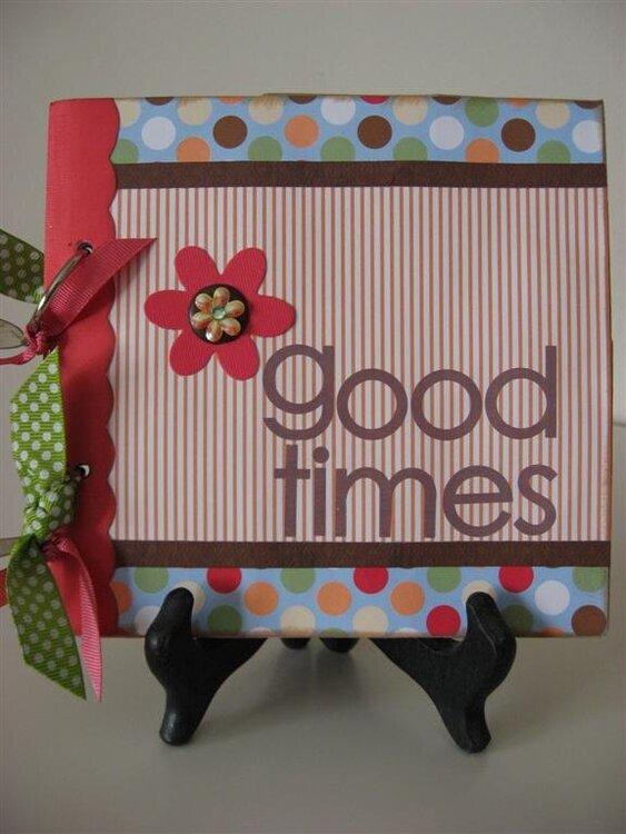 Good Times paper bag album