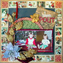 ~A Christmas Pout?!~